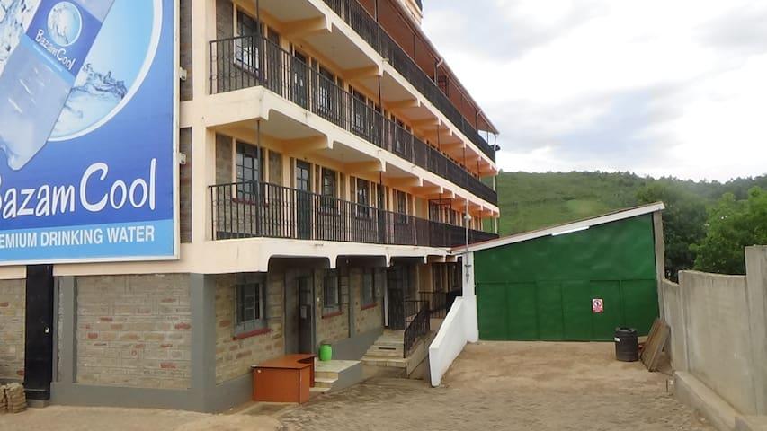 Secure and Scenic Apartment in Migori - Migori - Huoneisto