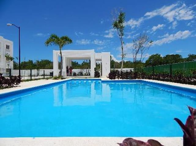 Beautiful Apartment 7 Minutes from the Beach - Playa del Carmen - Apartment