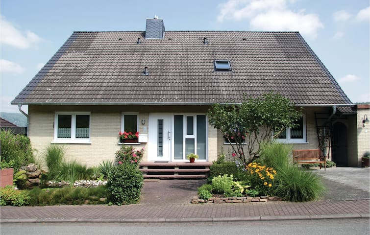 Holiday apartment with 1 bedroom on 65m² in Oberweser/Gieselwerder
