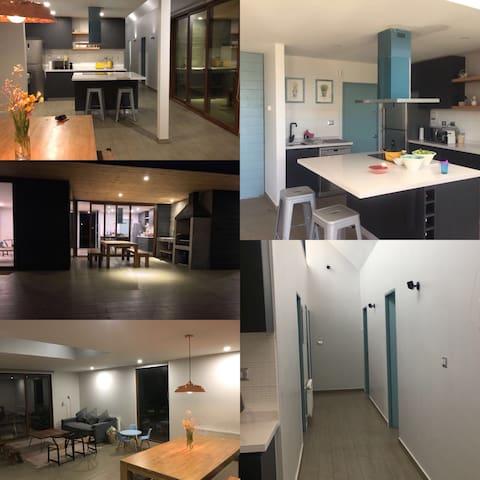 Casa nueva en Santo Domingo
