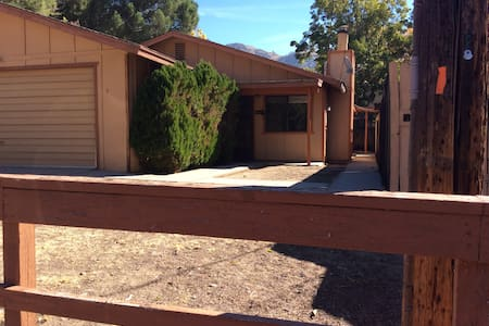 "Kern River Rentals ""Big Blue"": Dog Friendly! - 克恩維爾(Kernville) - 小平房"