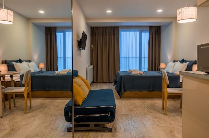 New Gudauri, Nino's Apartment