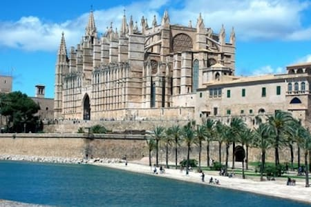 Double room near the beach and center of Palma. - Palma - Entire Floor