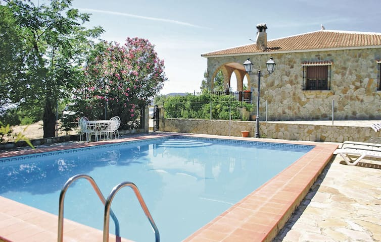 Holiday cottage with 3 bedrooms on 120m² in El Gastor