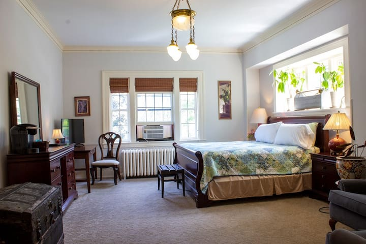 Grand Room in a Heritage Hill B&B