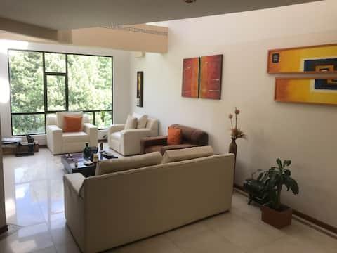 Habitación en apartamento en el Morasurco