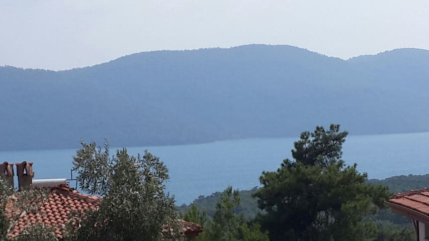 Breath taking view triplex - Ula - Haus