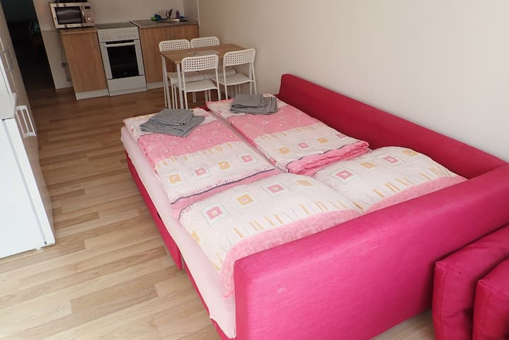 New apartment close to the city centre and zoo