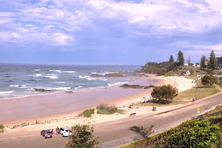 Walk to Town Centre, Beach, River & Cafes - Port Macquarie