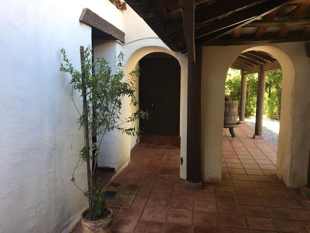 Encantadora Casa Cajón del Maipo Camino Lagunillas