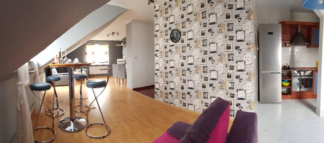 Apartament Premium ATIC Studio