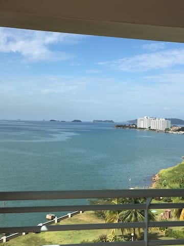 Breathtaking 3 bed ocean view apt. - Cocorite  - Apartment