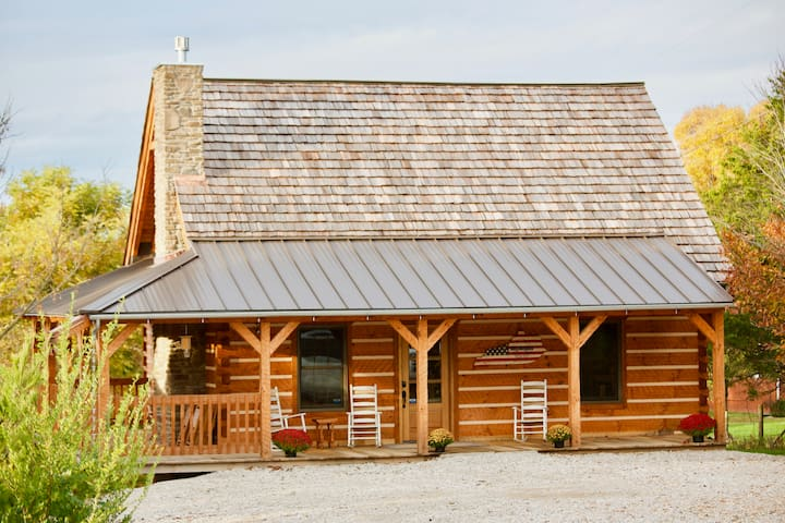 Pecan Grove Cabin