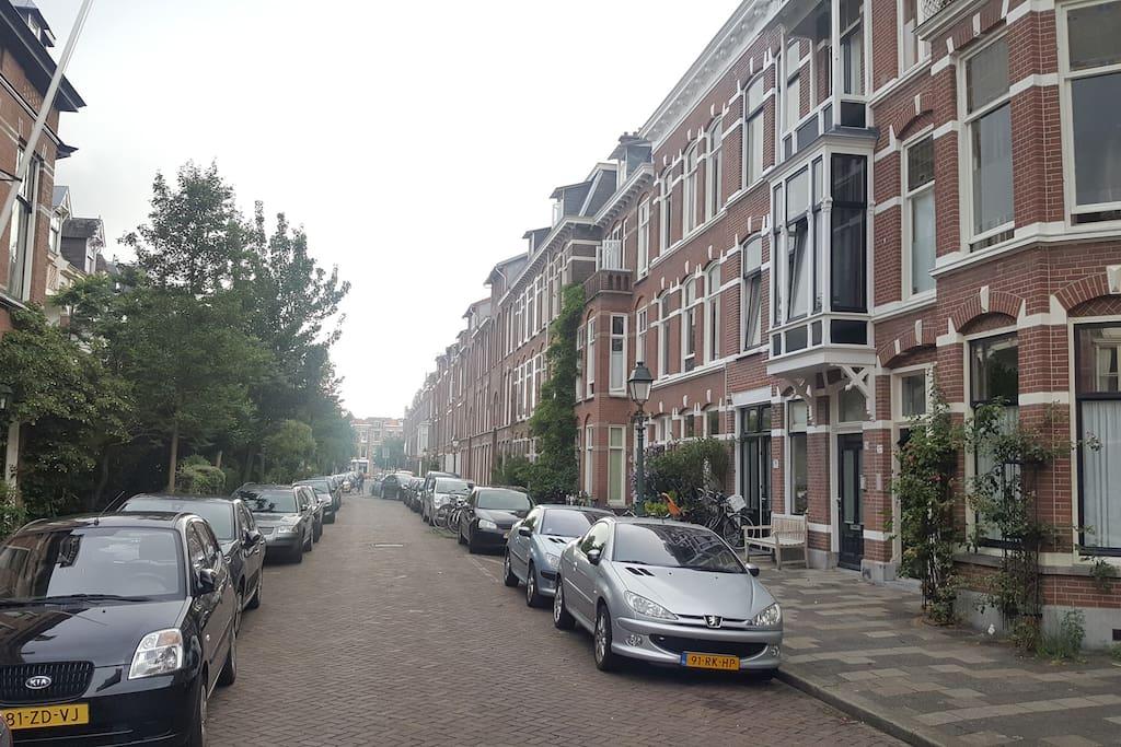 mooiste straat van den haag wohnungen zur miete in den haag zuid holland niederlande. Black Bedroom Furniture Sets. Home Design Ideas