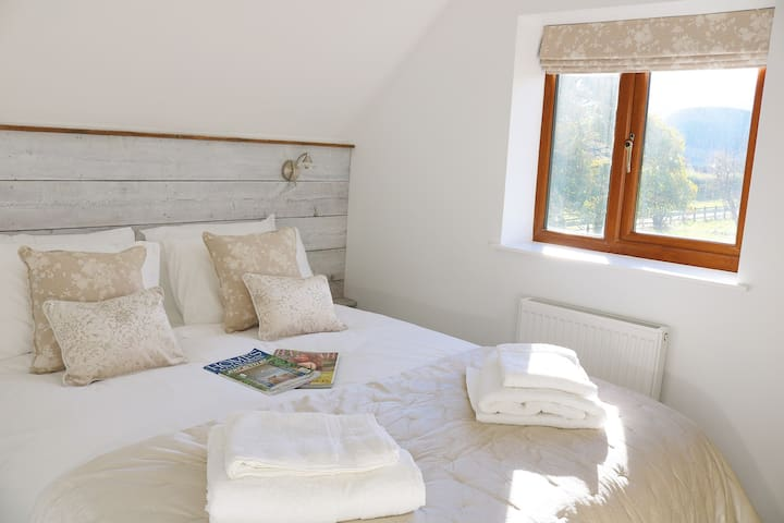 Fluffy robes for you during your stay, pick up a magazine or book and just relax.