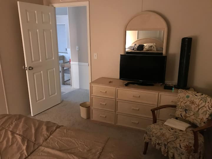 New home freshly remodeled  1 bedroom and 1 Bath