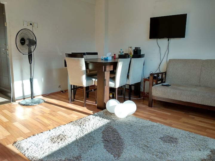 Private double room in the heart of Istanbul