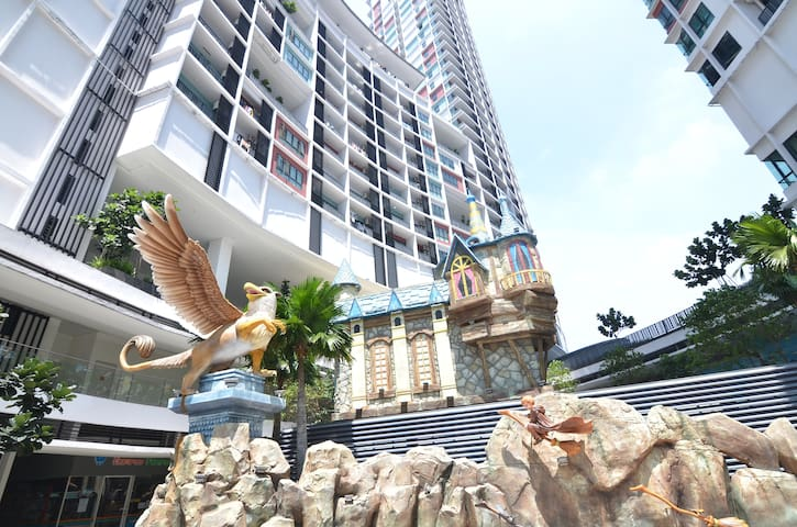 Orked Place@ISOHO Tower I-City Shah Alam