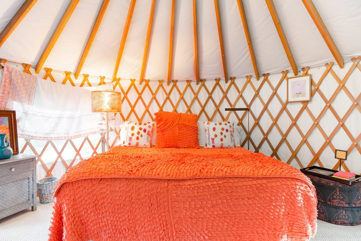 Colleen's Cabana at Wellspring Ranch- Come Rejuvenate