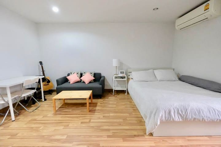 Private studio Condo nearest Don Mueang Airport