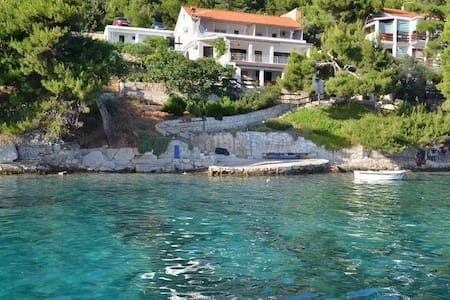 SEAFRONT Peaceful Vacation Studio - Vela Luka - Apartamento