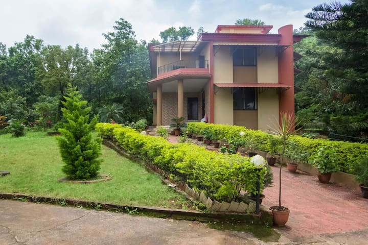 Executive Anmol Villa with valley looking view