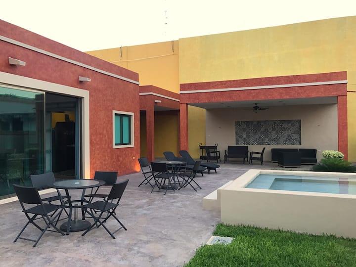 VILLA LUZ, Private House