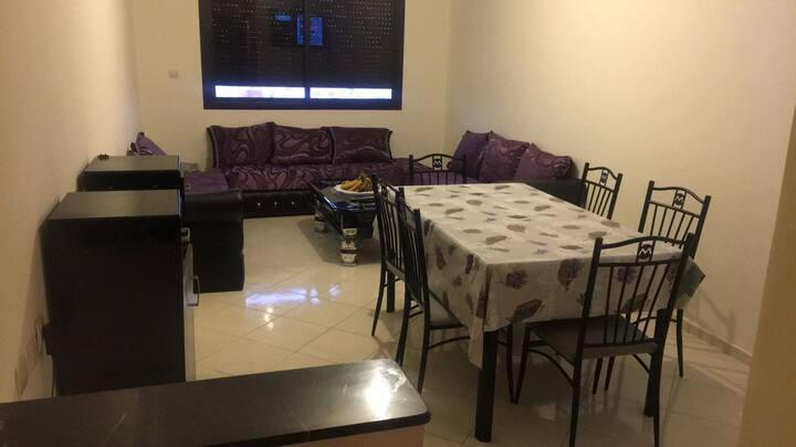 Appartement 90m² neuf 5 pers Quartier El Houda