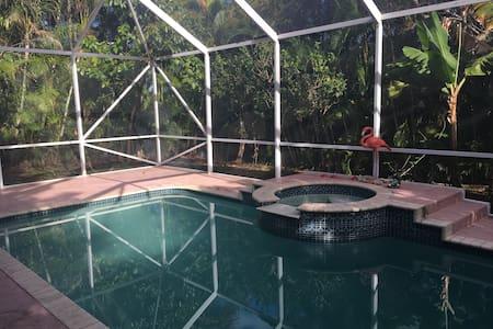 Cozy Paradise - 科勒爾斯普林斯(Coral Springs) - 獨棟