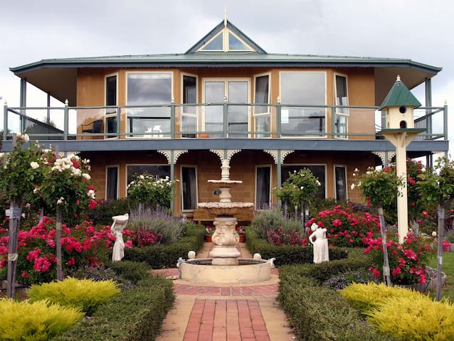 'Stay Inn' Standard Spa - Apollo Bay - Bed & Breakfast