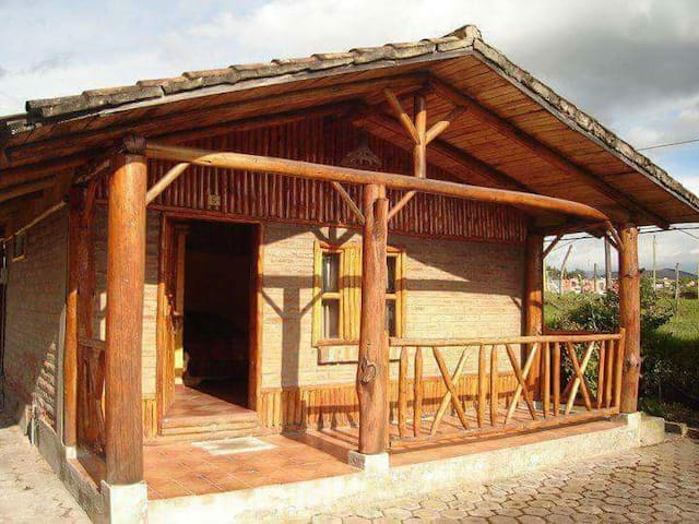 Cabañas In the Heart of Cayambe