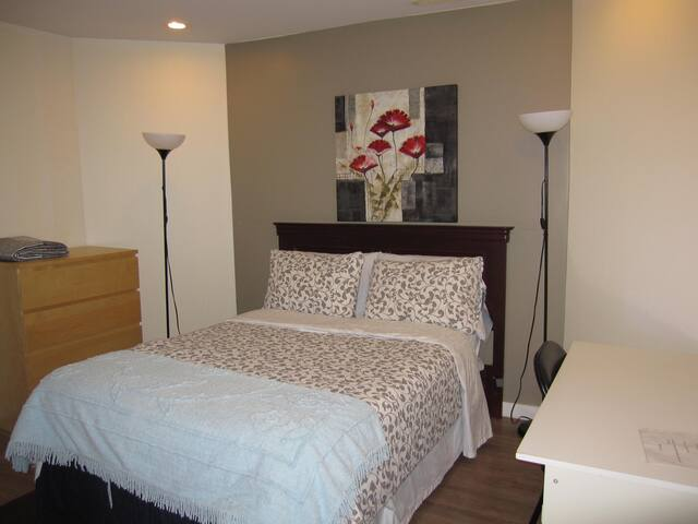 Spacious suite in SW Calgary