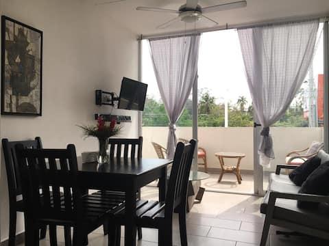 Moderno apartamento con Terraza