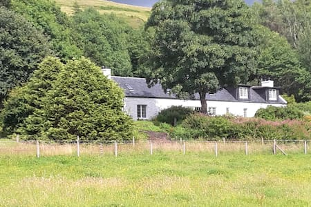 B&B  Keeper`s Cottage, Glendrynoch  Isle of Skye