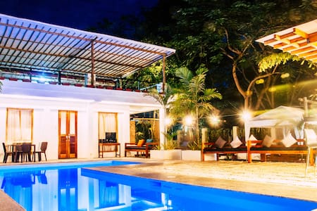 CISCA Palawan Family Studio Room & Backyard  Pool