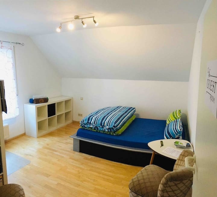 Private Room & Bathroom in the Heart of Freiburg