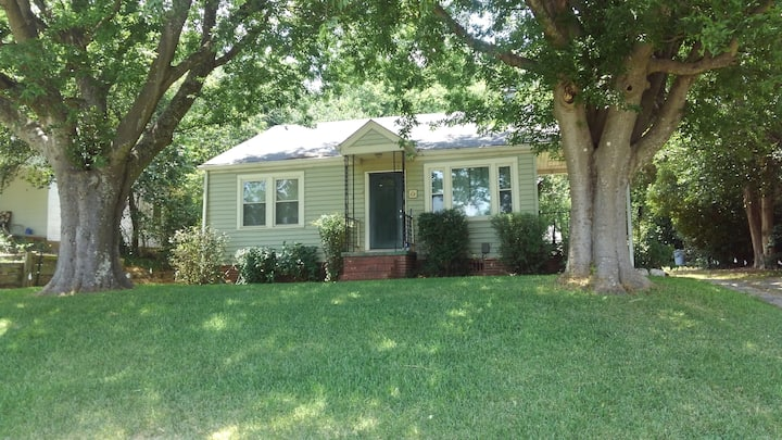 Quaint Cottage Minutes from Downtown Augusta