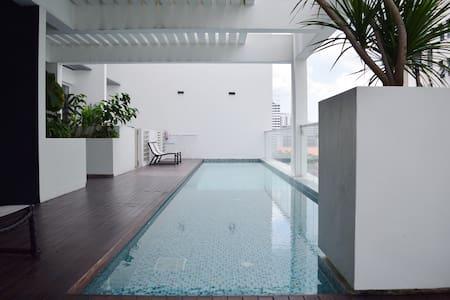 Cosy loft studio beside MRT - 新加坡 - 公寓