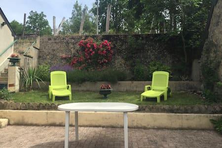 Gite au cœur du parc du Morvan - Cussy-en-Morvan - House
