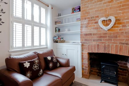 Cosy Cottage in Central Henley - 泰晤士河畔亨利(Henley-on-Thames) - 独立屋