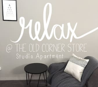 The Old Corner Store Studio Apartment - Wagga Wagga - Byt