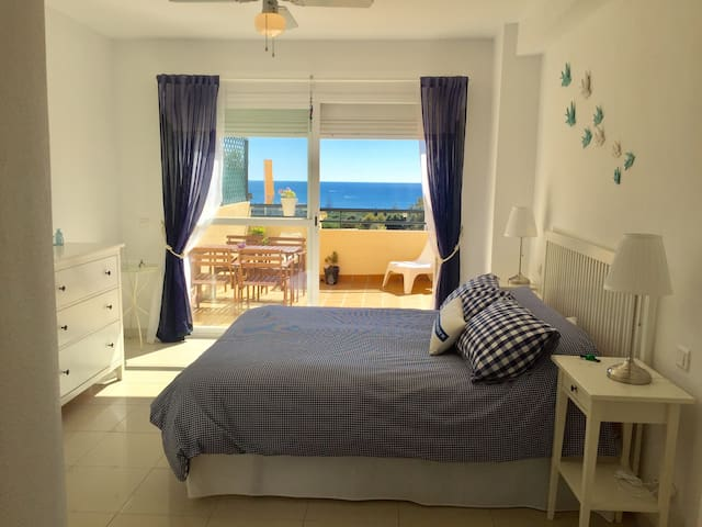 Townhouse in Marbella - With sea views -Apt.1