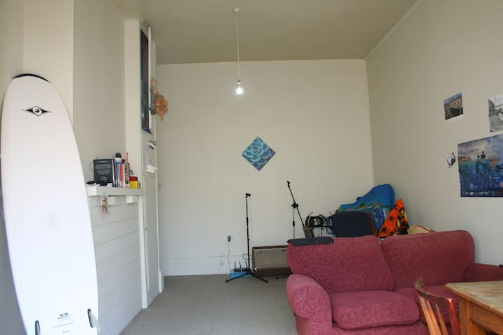 Sumner Private Self Contained Unit by the Beach - Christchurch - Apartemen