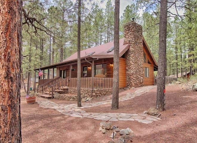 Fabulous Mountain Retreat in Pinetop Country Club