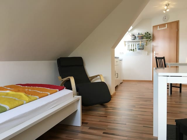 modernes Apartment für 1 Person