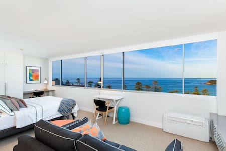 Ultrachic executive beach apartment - Manly - Apartment