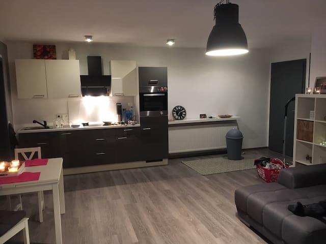 Moderne 2 Zimmerwohnung in guter Lage