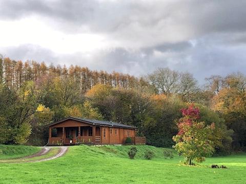 Otter Lodge, nr Dulverton, Exmoor National Park