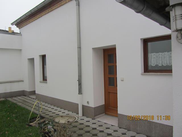 Gemütliche Wohnung in der Vorstadt