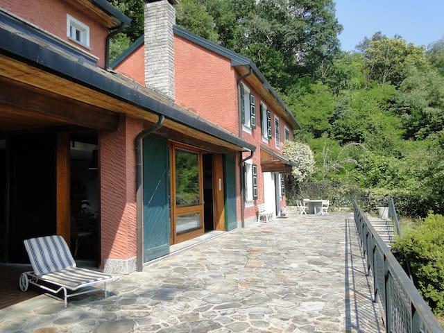 Villa per una vacanza indimenticabile - Luino